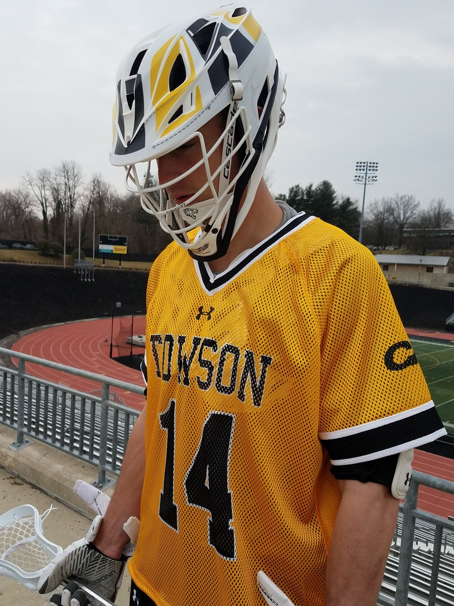 98173ad1c82 Towson Lacrosse Throwback Uniforms