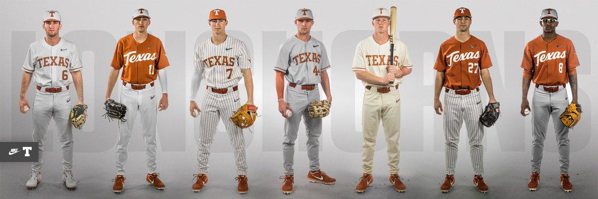 online store 02a1e 7563c Texas Baseball Uniforms — UNISWAG