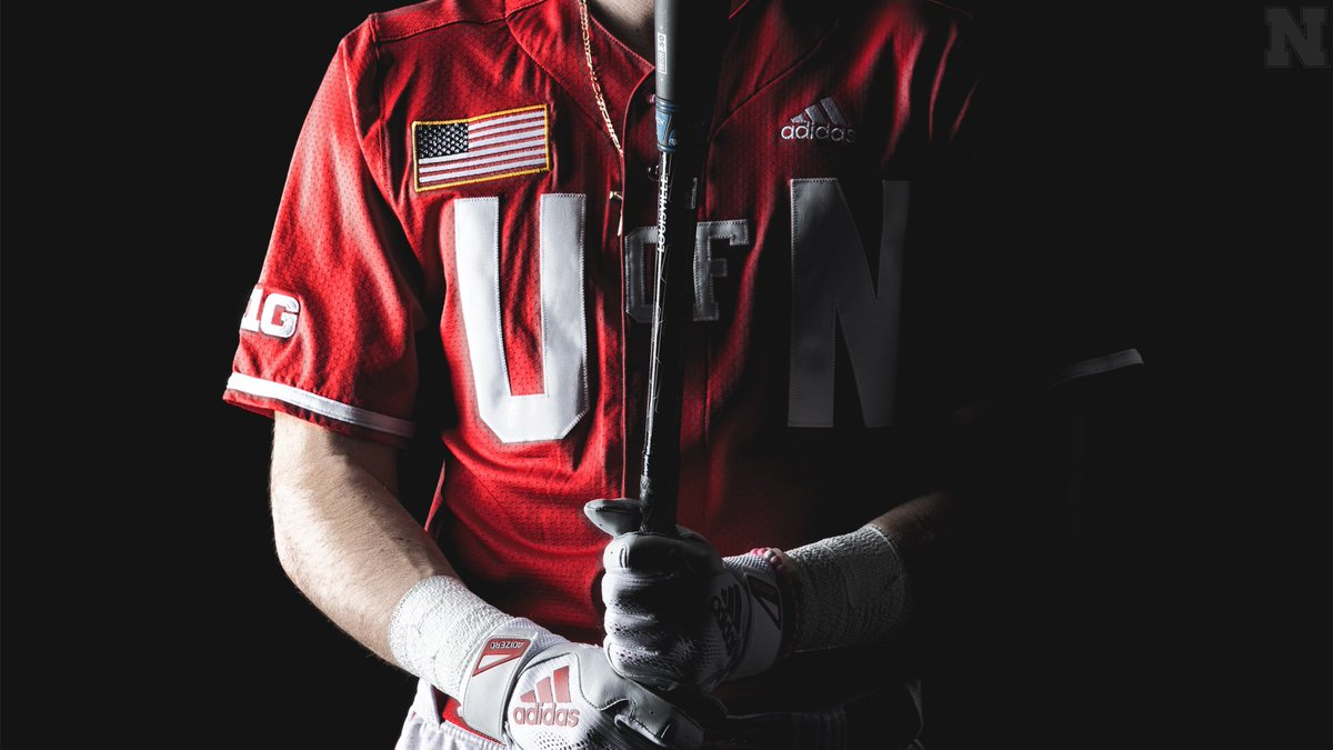 half off a300d ac194 Nebraska Baseball Throwback Threads — UNISWAG