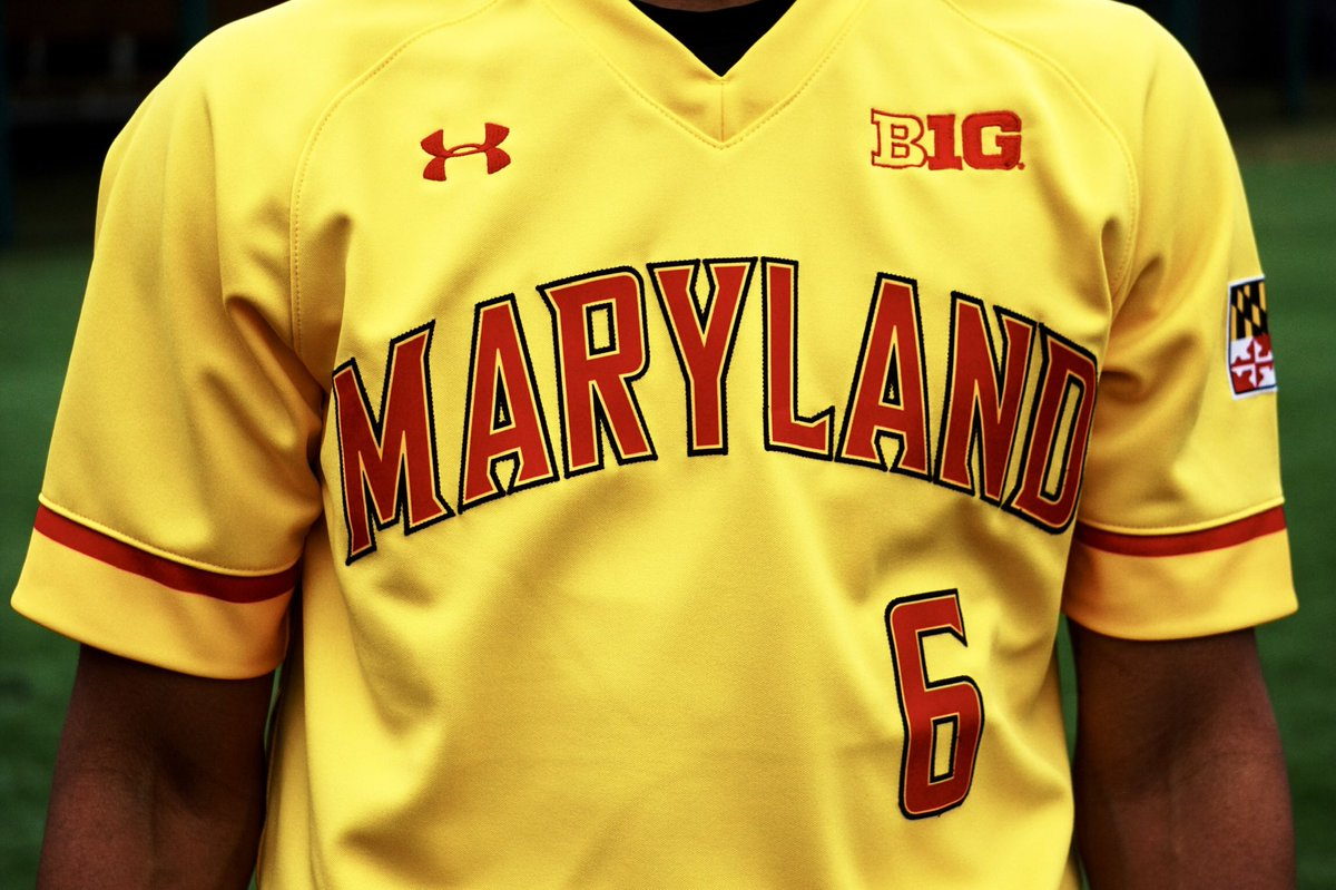 watch 70090 0e034 2019 Maryland Baseball Uniforms — UNISWAG