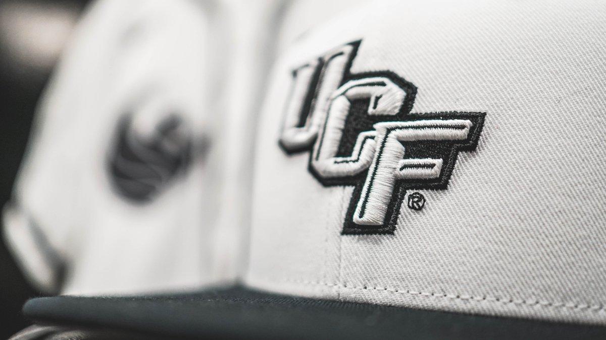 f7163e1de UCF Baseball White Threads — UNISWAG