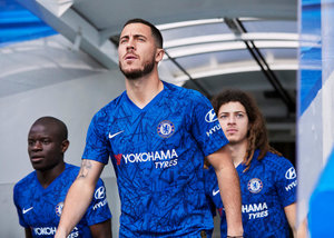 d313b9ea23d Chelsea s New Home Kits · Soccer · Chelsea s New Home Kits · Soccer ·  Soccer · PSG Tribute Jerseys for Notre-Dame