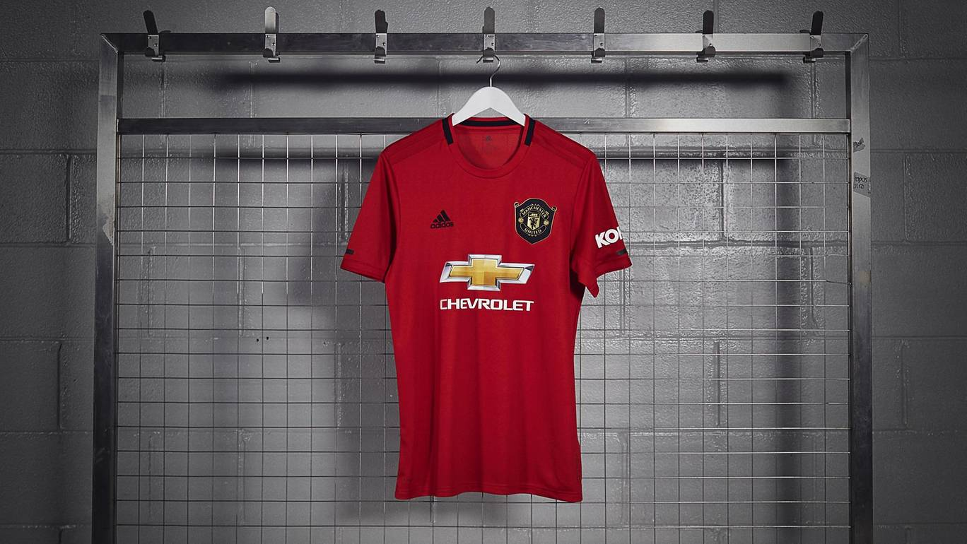 sports shoes 98b8a 002ae Manchester United New Home Kit — UNISWAG