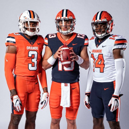 49d2d1f5b New Uniforms for Syracuse Football