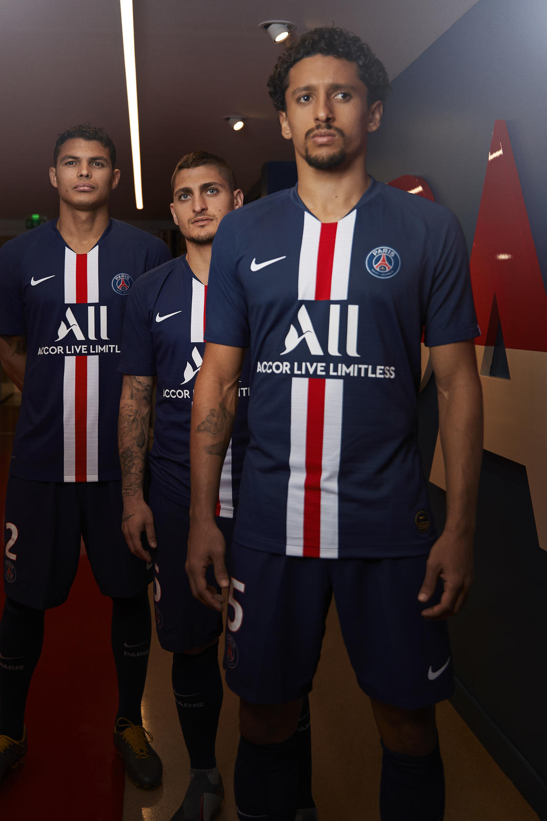 new style 2a675 849cc New PSG Home Kit — UNISWAG