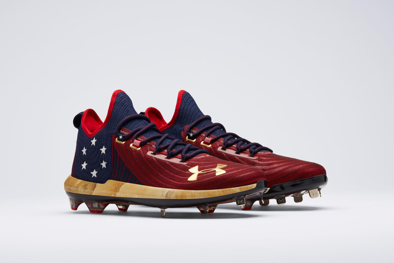 bryce harper american flag cleats for sale
