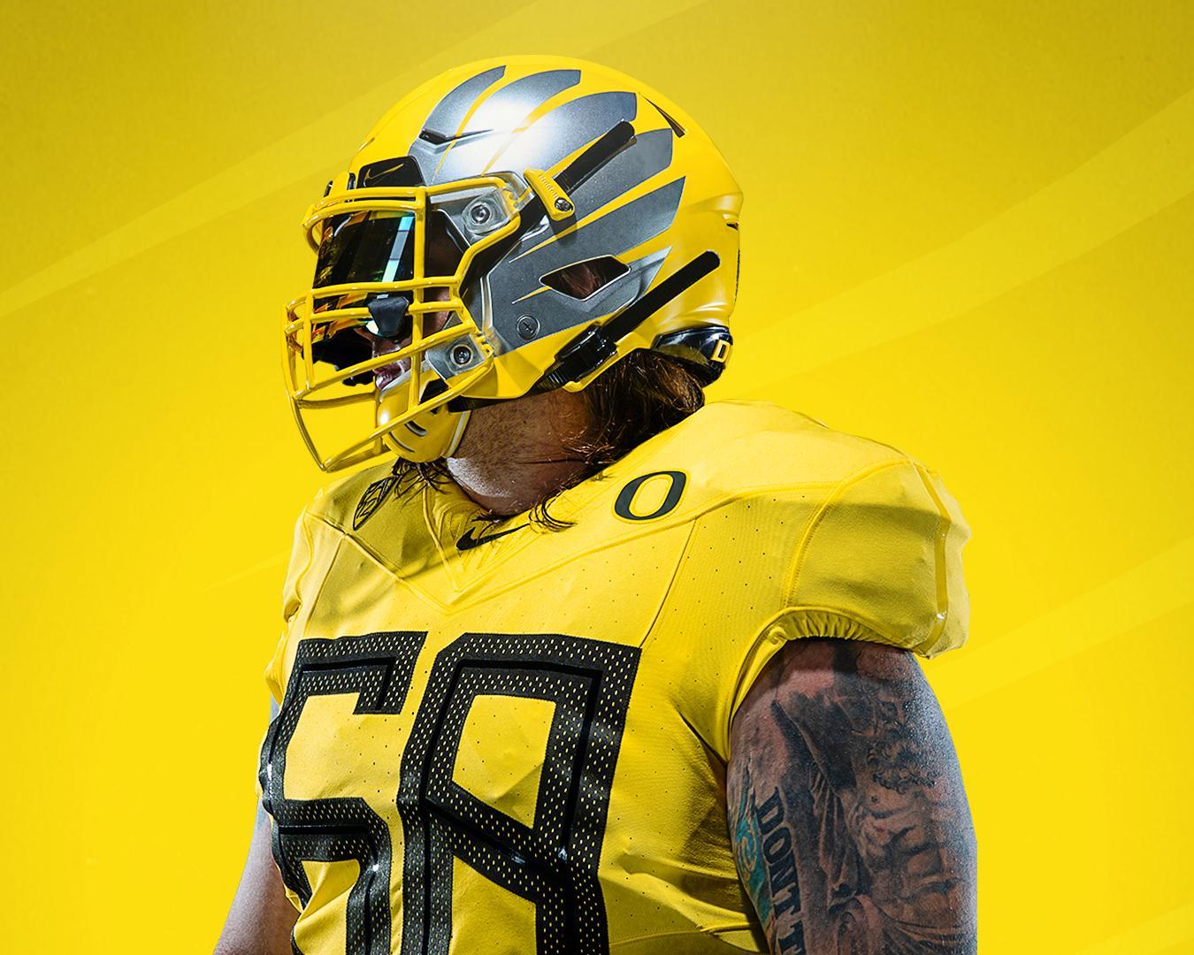 2019 Oregon Football Uniforms Uniswag
