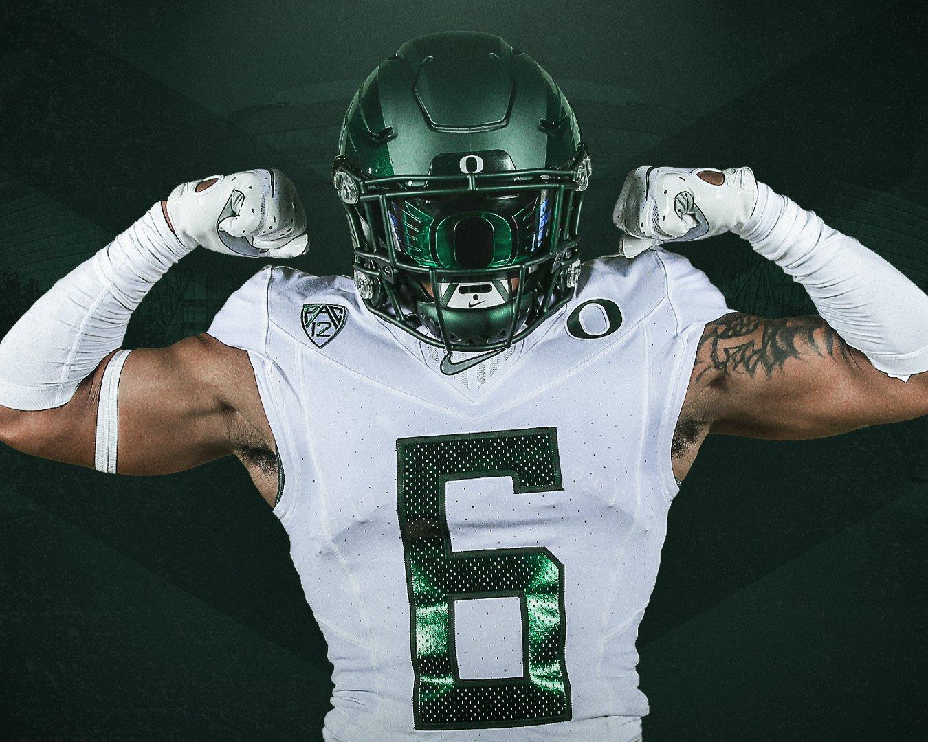 reputable site c0052 e71cd Oregon Week 1 Uniform Combo — UNISWAG