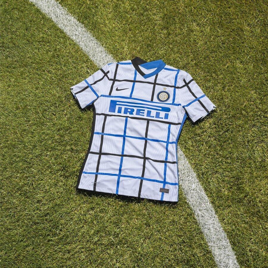 2020-21 Away Kit for Inter Milan — UNISWAG