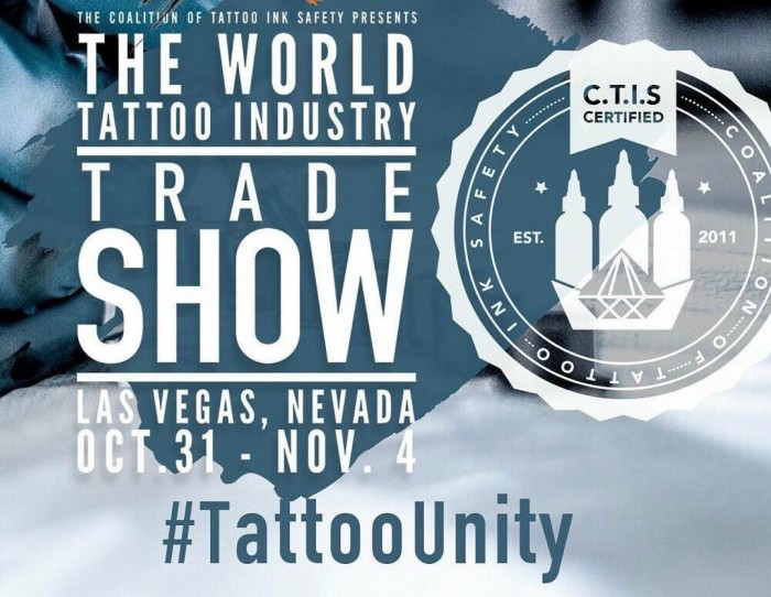 The World Tattoo Industry Trade Show 2018 — Steve Butcher