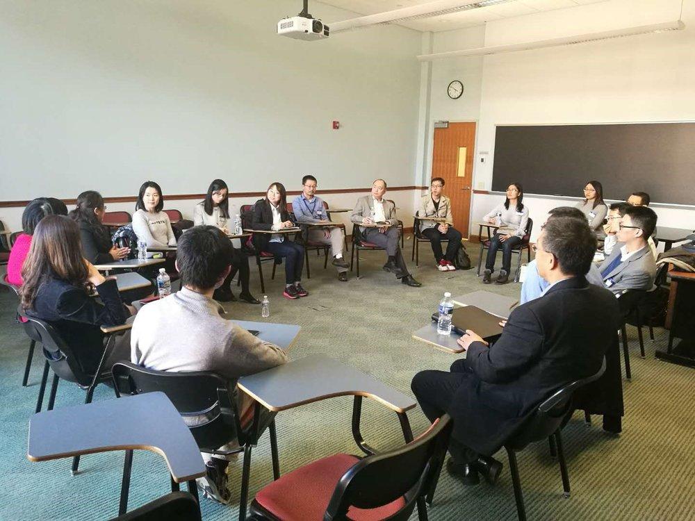 分组讨论B: 职业转型