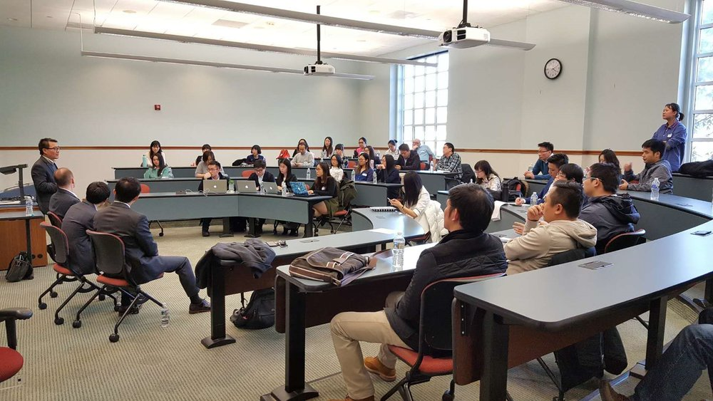 分组讨论C: 商业与创业