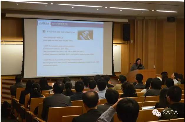 科伦药业王学平博士讲述科伦药业研发目标、产品项目