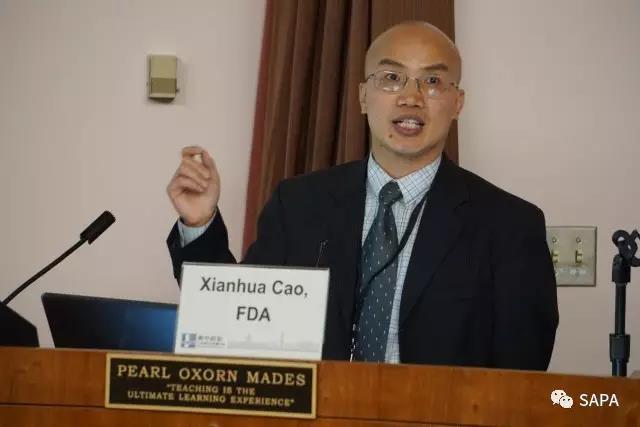 Xianhua Cao 博士