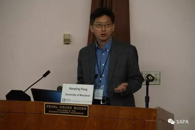 Hanping Feng博士