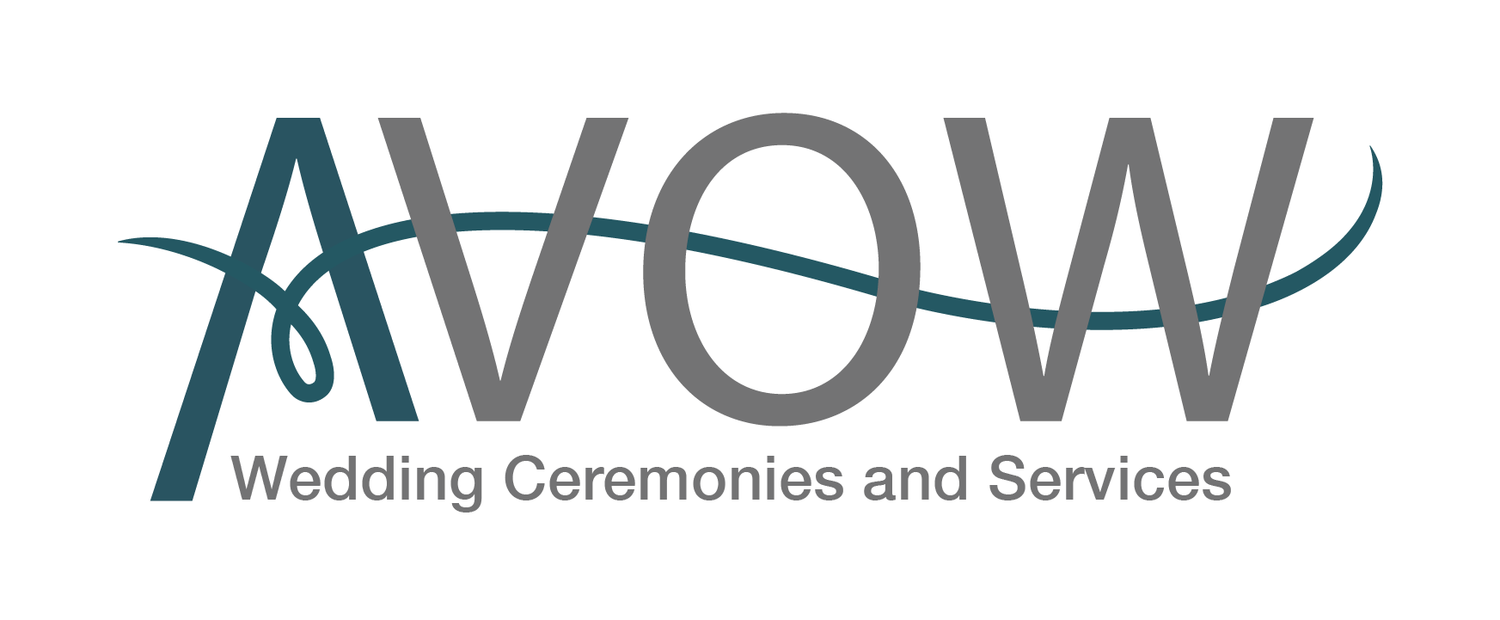 Services — AVOW Wedding Ceremonies and Services