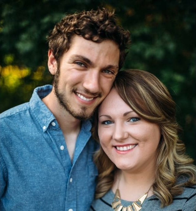 Cory and Katie Cuccia