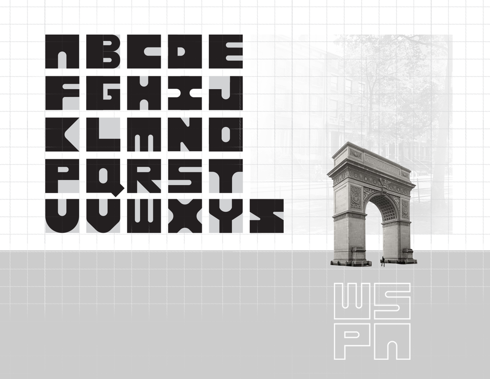 Custom alphabet -
