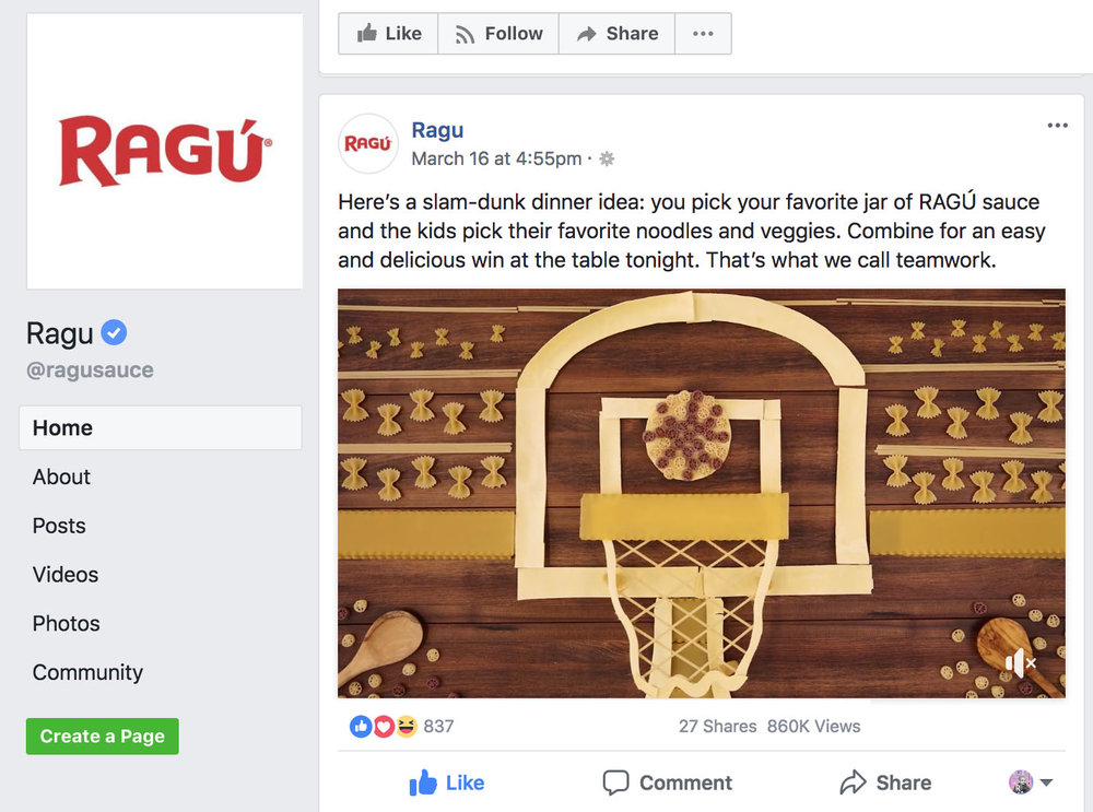 THE SCORE WAS pretty high! - 860,000+ Views, 837 Reactions, 27 Shares