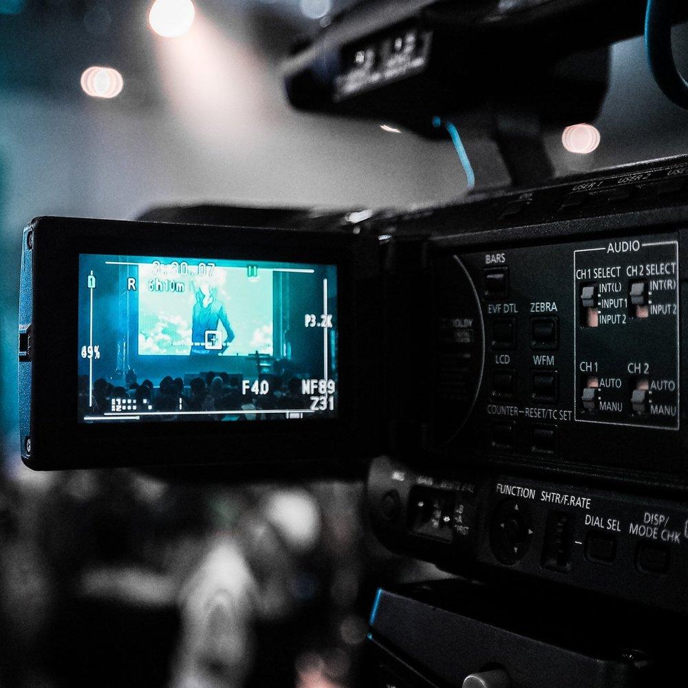 Alaska Video Recording an Broadcasting