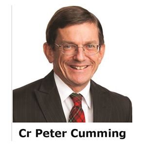 Cr Peter Cumming - for Wynnum Manly Ward