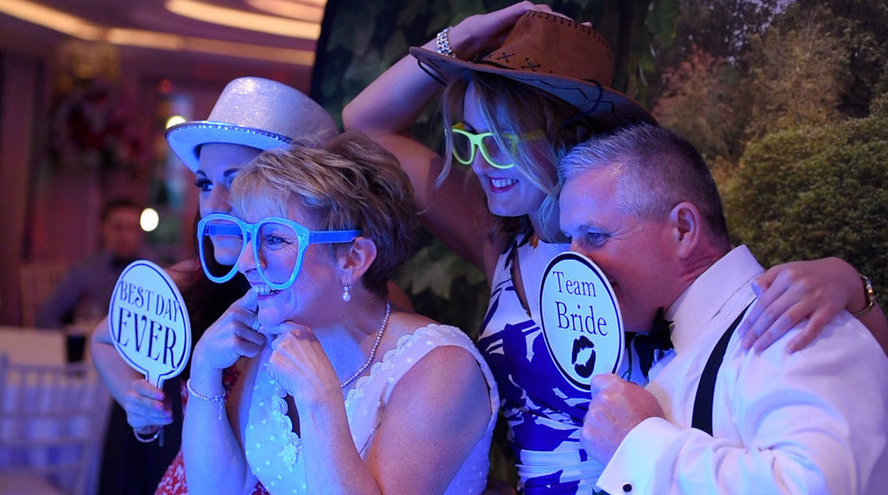 """""""The mirror booth was the best thing ever, it was definitely a highlight.I cant not recommend highly enough Middleton events. You will have the best trouble and stress free event."""" - Tanya"""