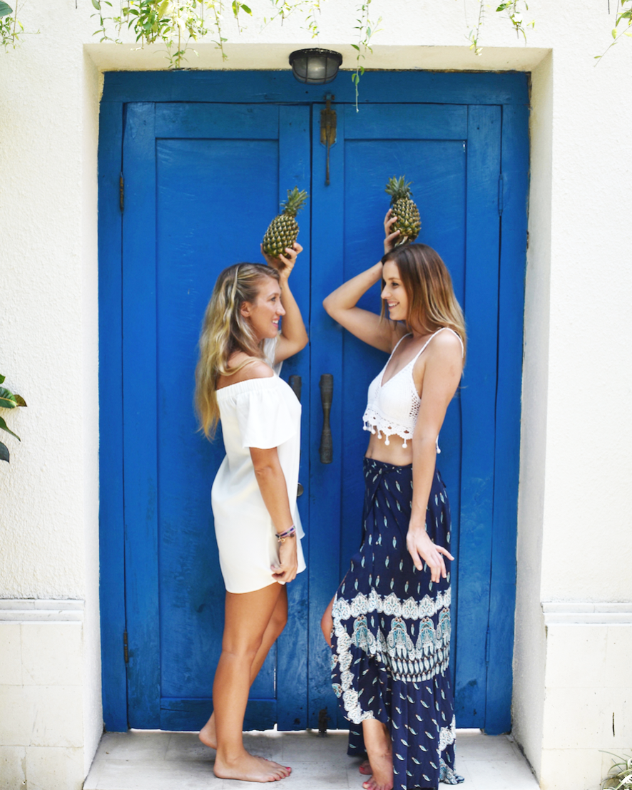 Vanessa Rivers & Becky Van Dijk - Founders of We Are Travel Girls