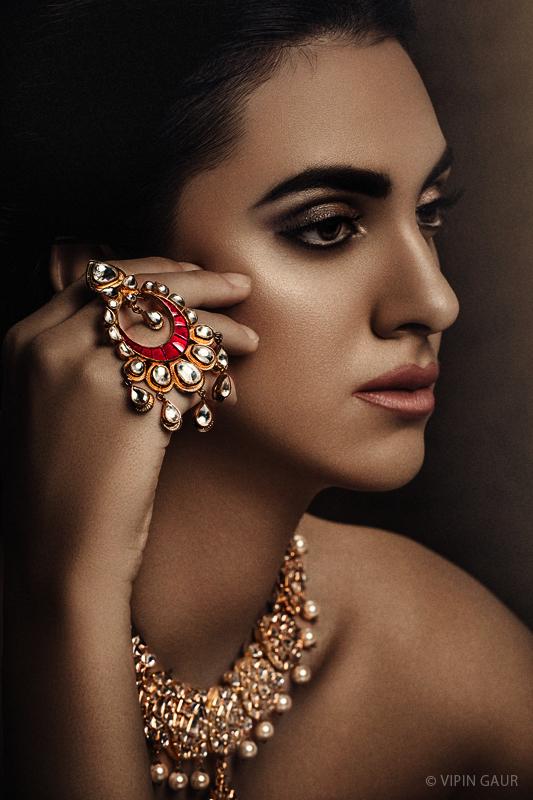 Bridal Makeup Artist in Noida