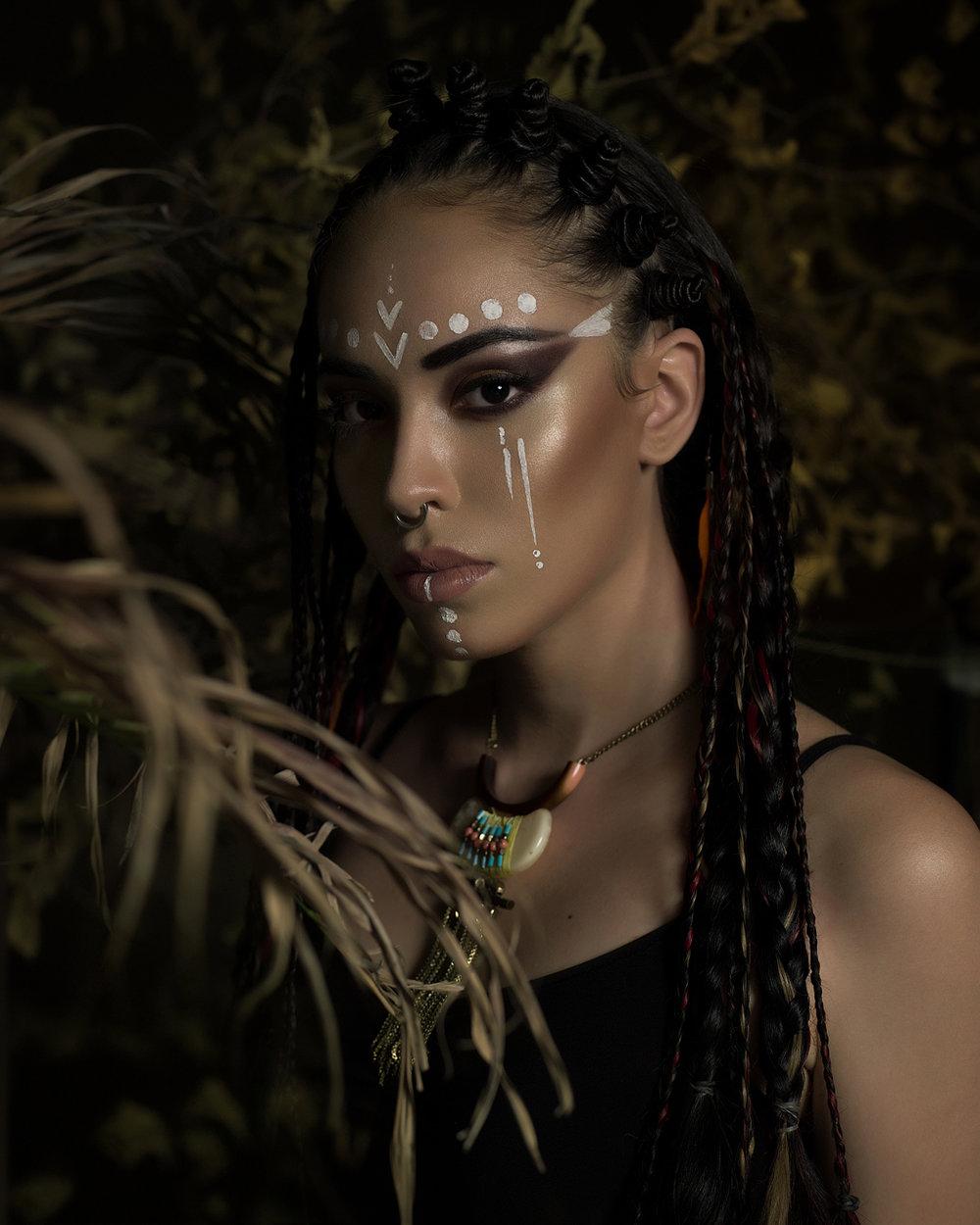 Celebrity makeup artist in Delhi
