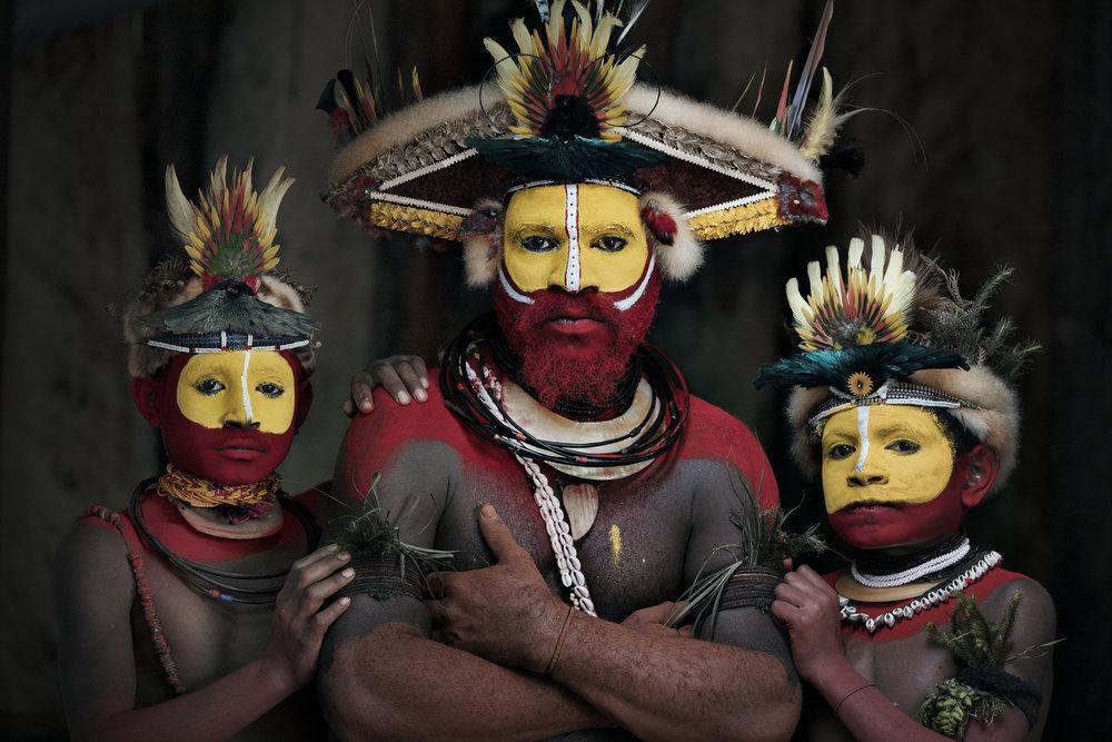 XXXIII 22 - Huli Wigman, Tari, Papua New Guinea, 2017 kopia.jpg
