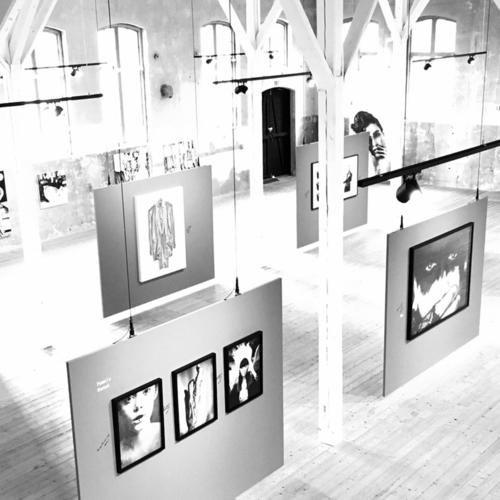 SLIPERIET 2017    Sliperiet art gallery - Summer Exhibition.  Albert Watson, Anna Mårtensson, Pamela Hanné, Jockum Klenell, Sonja Hesslow.