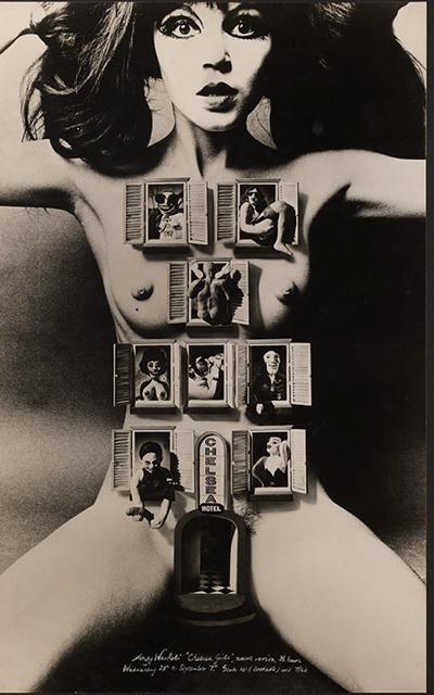 Alan Aldridge/Andy Warhol, Chelsea Hotel