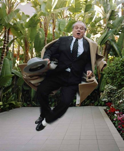 Jack Nicholson by Lorenzo Agius  50*60 cm Ed 25  75*100 cm Ed 15  100*120 cm Ed 5  Prices from 3000 pund