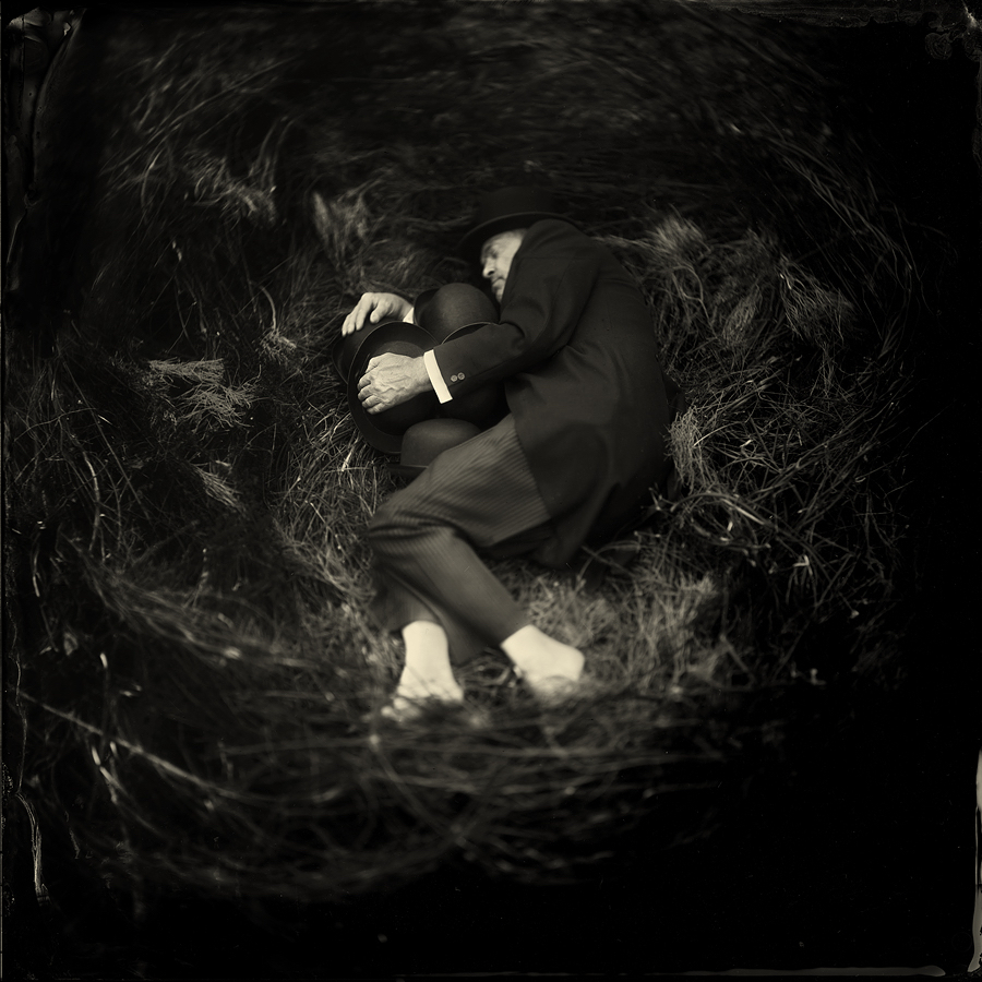 The Cuckoo's nest by Alex Timmermans  Available in different sizes. Price on request.