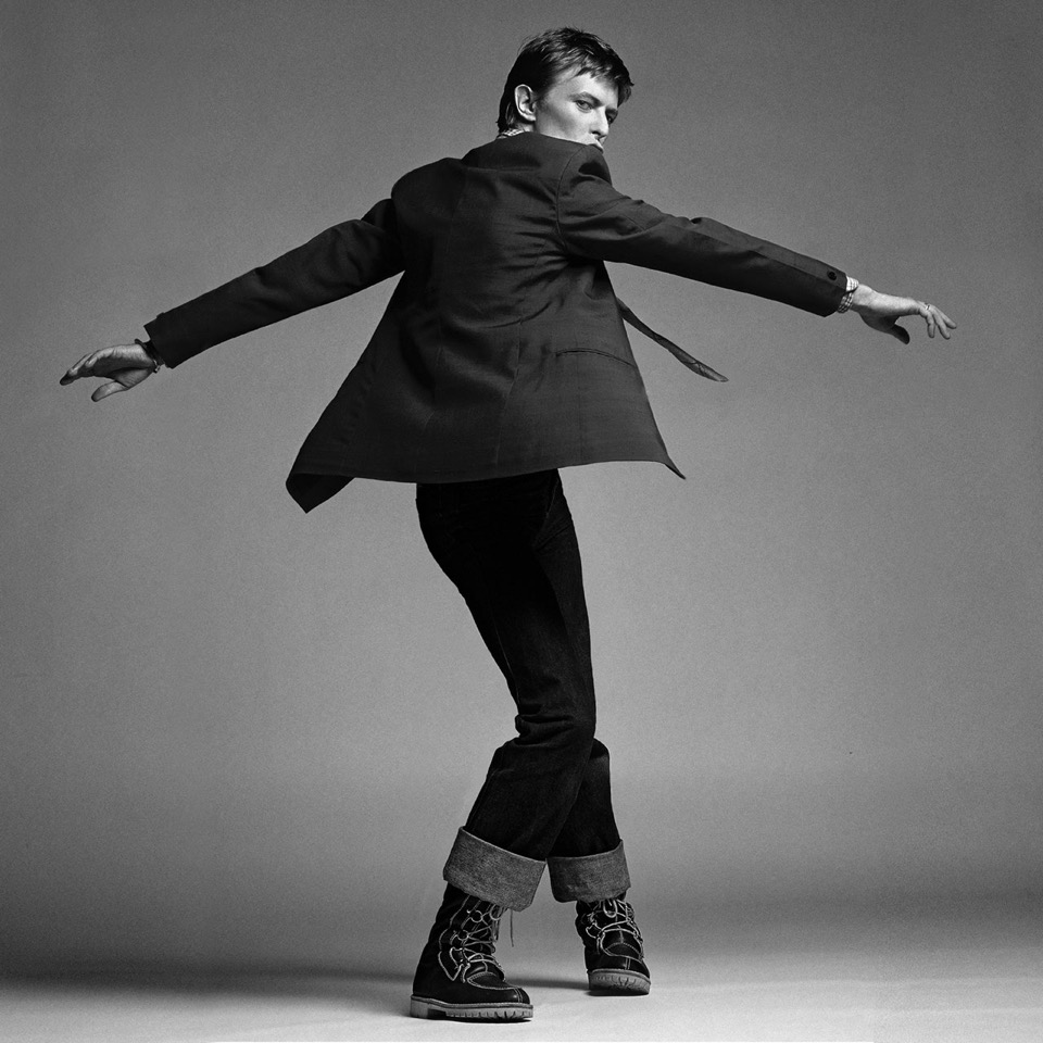 David Bowie by Clive Arrowsmith  Available in 3 sizes  Price from 1500 Pund