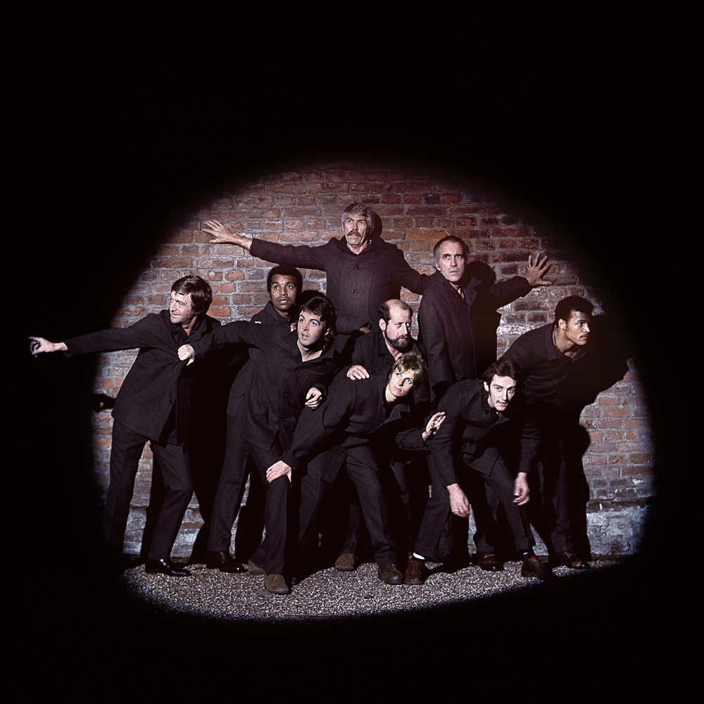 Band on the run2 by Clive Arrowsmith  Available in 3 sizes  Price from 1500 Pund