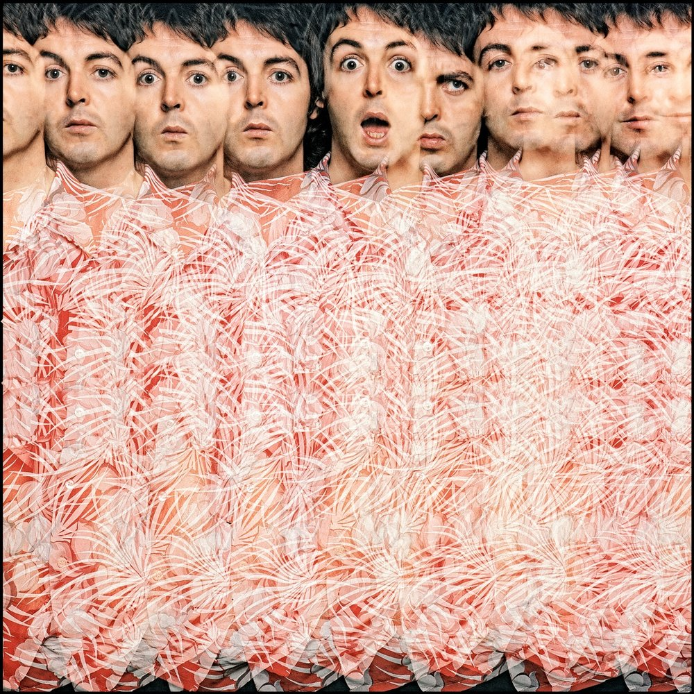Paul McCartney by Clive Arrowsmith  Available in 3 sizes  Price from 1500 Pund