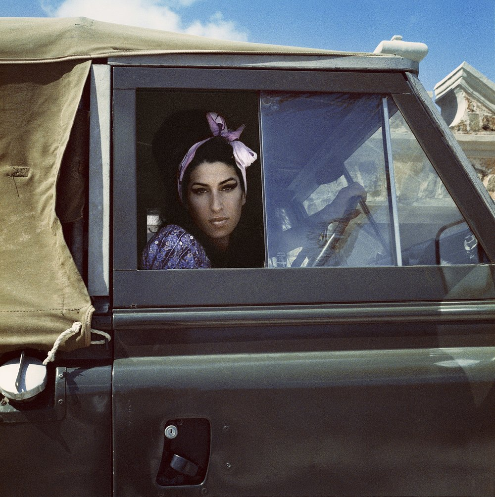 Amy Winehouse by Bryan Adams