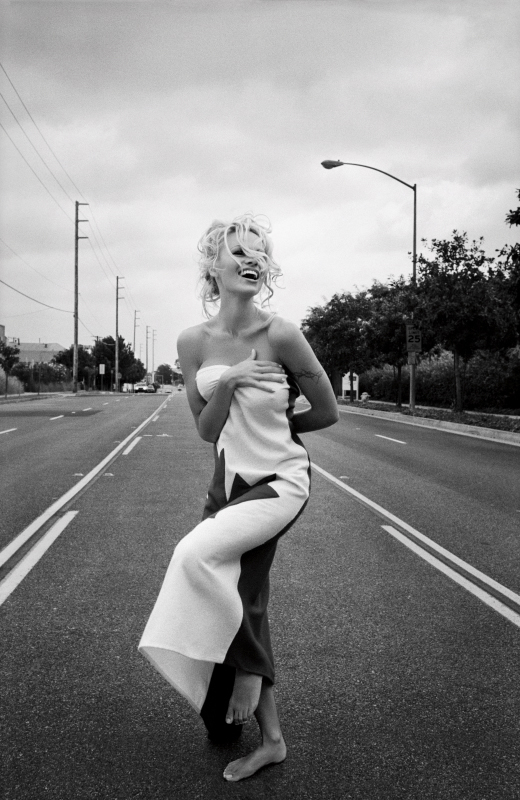 Pamela Anderson by Bryan Adams