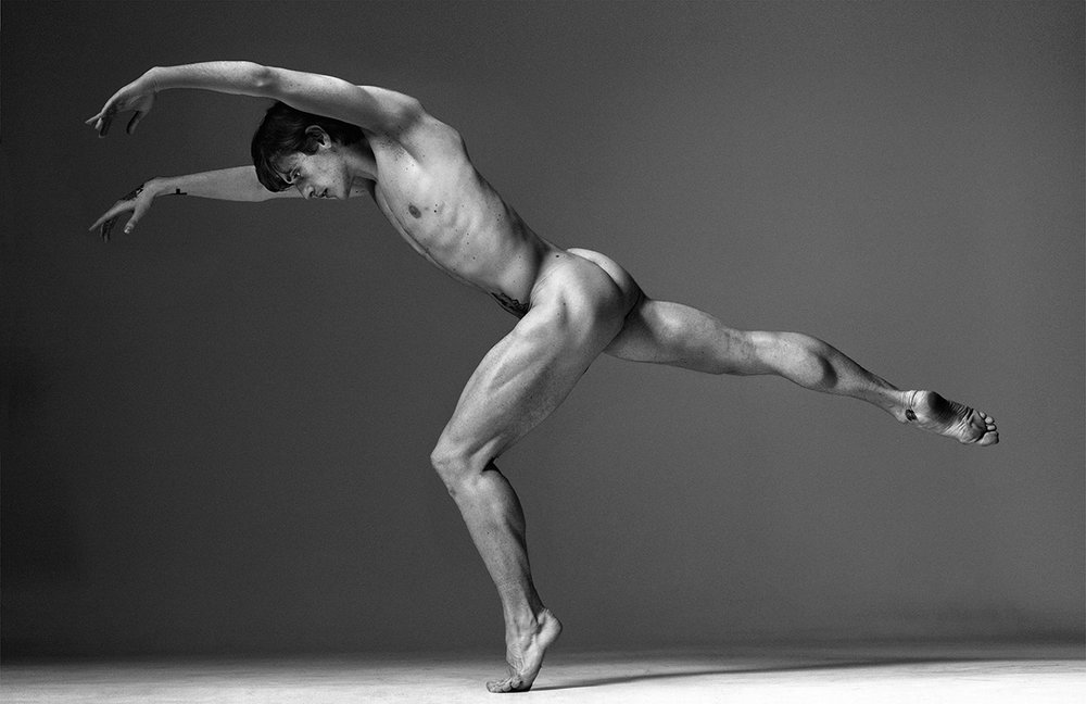 Sergei Polunin by Bryan Adams