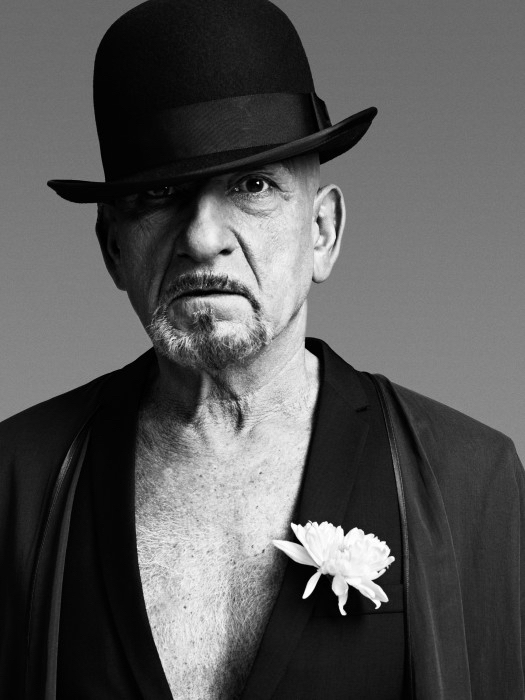Sir Ben Kingsley by Bryan Adams