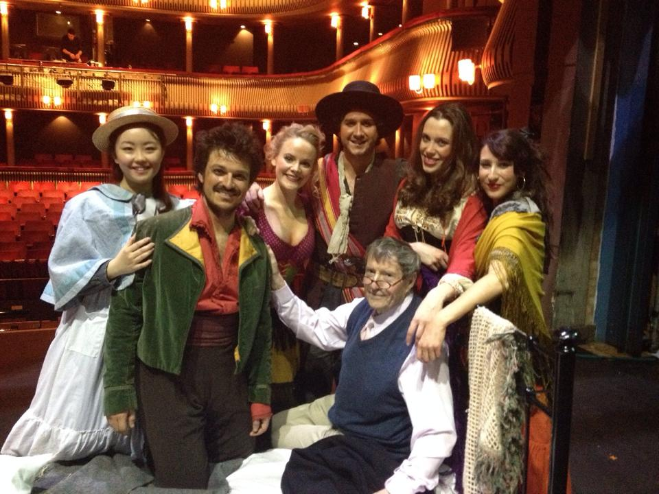 Bizet - Carmen, scenes