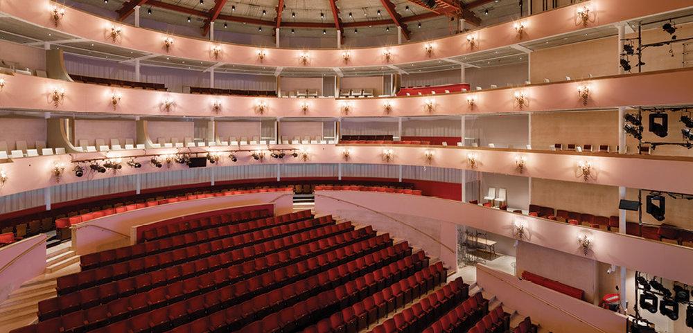 Grange Park Opera, Theatre in the Woods