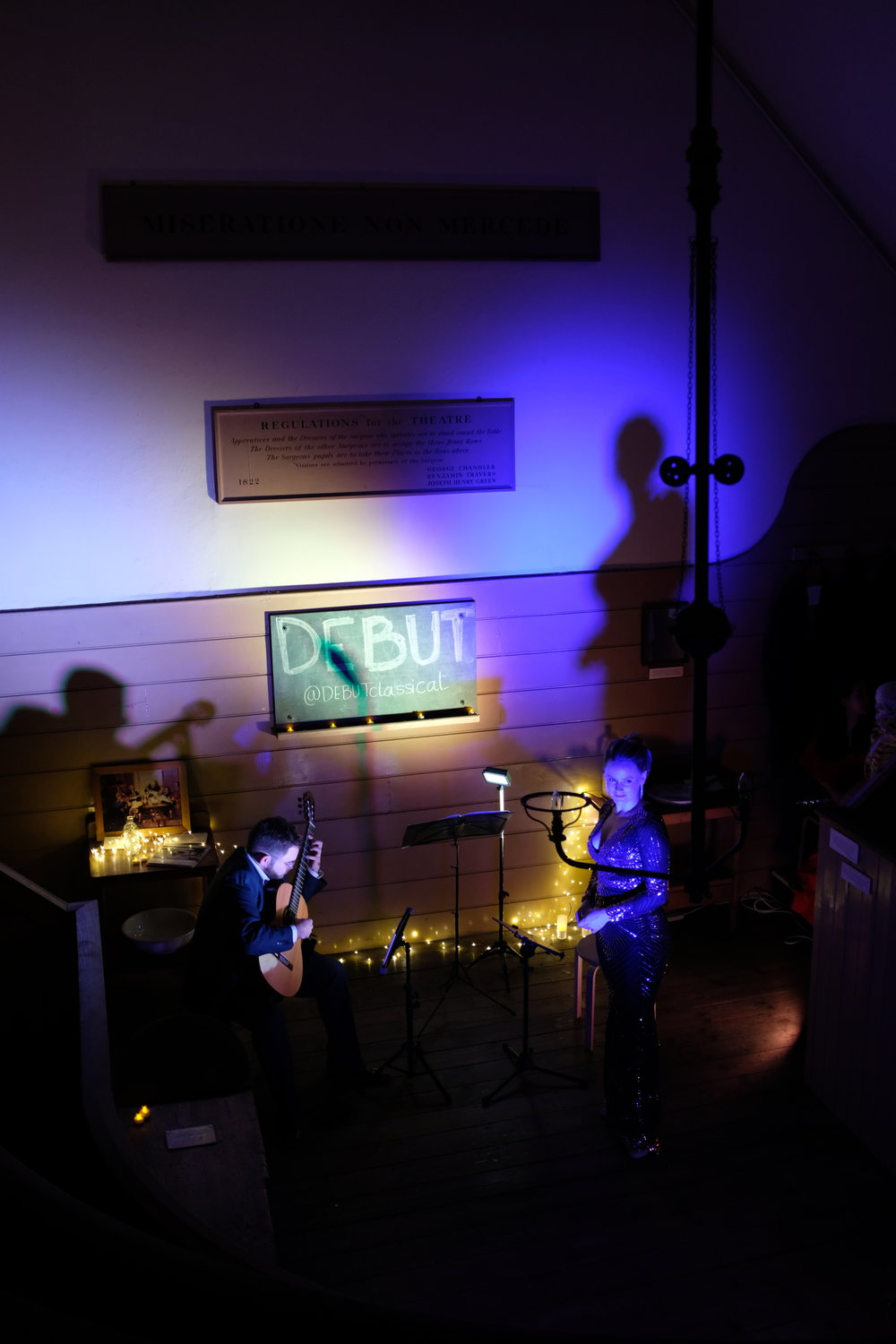 DEBUT at Old Operating Theatre | photos by Marc Aldridge1.JPG
