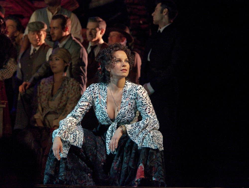 Elīna Garanča's Carmen
