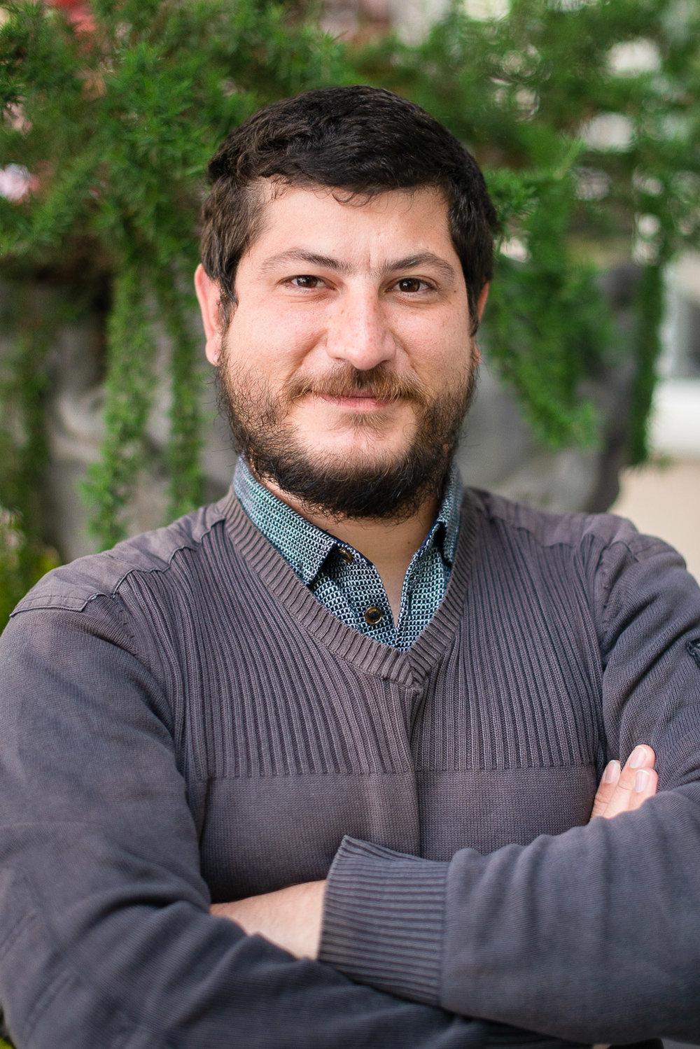 Onat Türker, MSc - Peyzaj Yüksek Mimarı ve Kentsel Tasarımcı