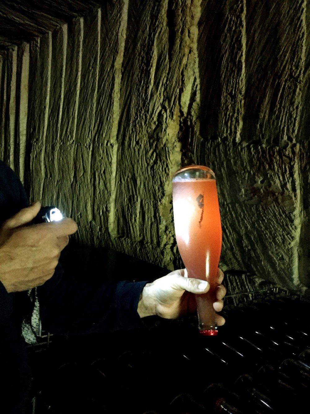 Pet nat antonin jamois L'Île Rouge
