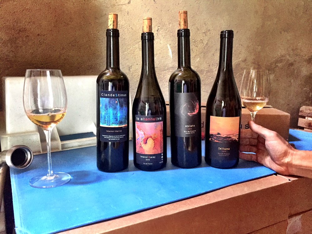 Vins Imanol Garay