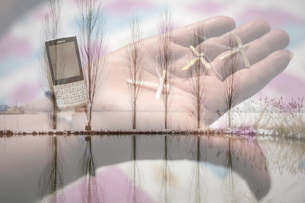 02 Il Telefono_il Terzo Paesaggio © Cristina Panicali-Il telefono.jpg