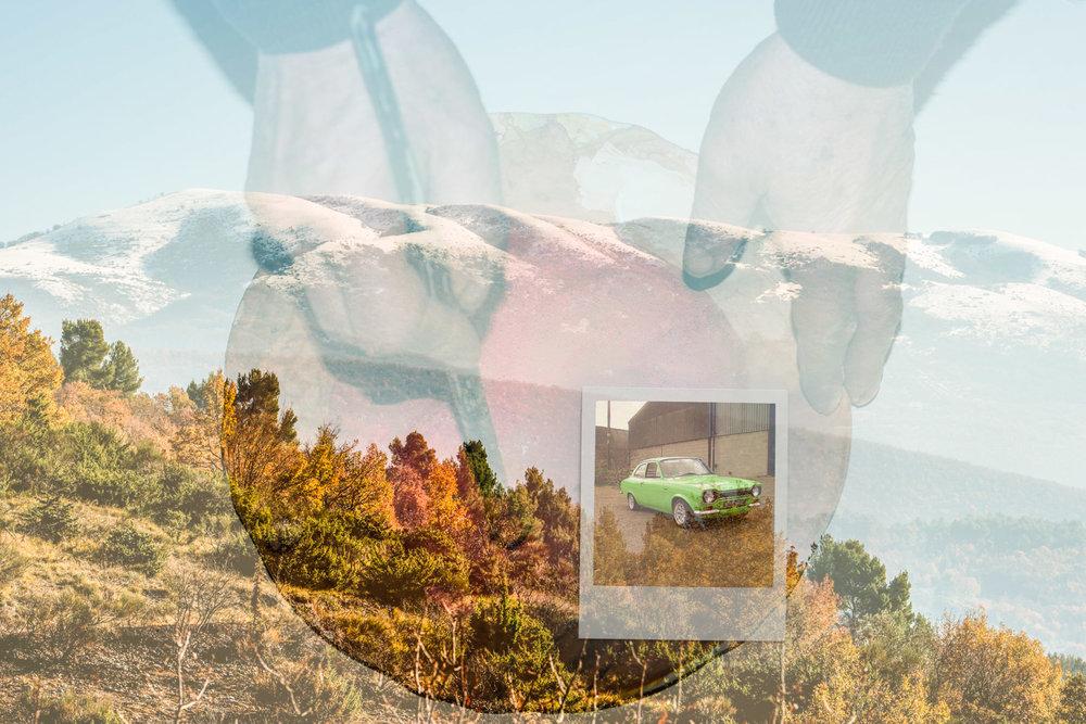 03 La Ford Escort Verde_il Terzo Paesaggio © Noemi De Franco-03 La Ford Escort.jpg